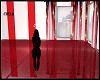 Apartament red white