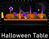 Halloween Batty Table