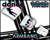 ! DANCE Armband