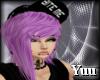 Yuu PastelBoy Hair