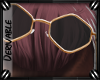 o: Wire Frame Sunnies M