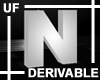 UF Derivable Letter N