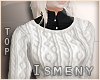 [Is] Sweater Fall White2