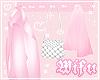 ♡. Pretty pink rack