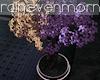 Cyberpunk Potted Tree