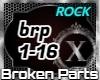 Broken Parts - Rock