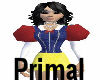 Primal Snow  White