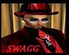 MEN RED CROSS HAT