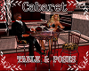 CABARET TABLE & POSES