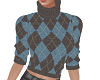 TF* Argyle Sweater
