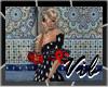 Cuadro Flor 1 Flamenco