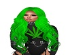 Abra Weed  Green