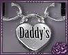 ♥ collar Daddy's