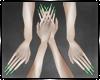Alien Empress Nails