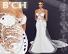 Lexa's gown