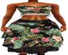 Hawaiian Boho Dress