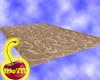 Taupe Swirl Rug