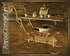 Tuscany Tea Cart