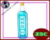 WKD Blue Bottle
