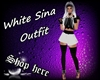 White Sina Outfit