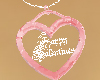 Pink Valentines Necklace