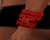 [SD] RED BRACELET LEFT