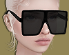 Oversized Square Shades