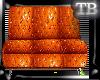 HawaiinPunch Ornge Couch