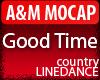 Good Time - Linedance