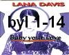 L. Davis -Baby Your Love