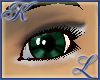 KL Dk Green Eyes F