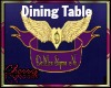 DSN Dining Table