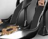 -Mm- champagne Heels