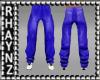 Blue Bottom Scrubs-Male