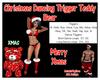Christmas Trigger Bear