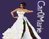 CM! Wedding dress tartan