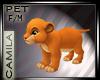 ! Little Lion Pet F/M
