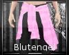 pastel pink pant n shirt