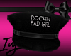 Rockin Bad Girl Hat