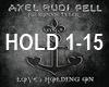 -S-  Loves Holding On !!
