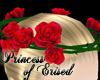 !Poe! Rose Crown Red
