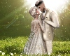 Our wedding(flower frame