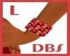 ~DBS~ Red Bracelet