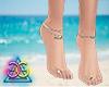 [GG] Bare Feet + Jewelry