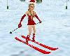 Christmas Skiing!