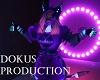 Neon Purple Body Tubes