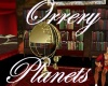 Orrery Planets