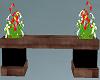 Plant bench Planter seat