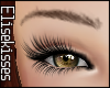 [EK] eyebrows l brown