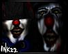 Evil Clown Hoodie (M)